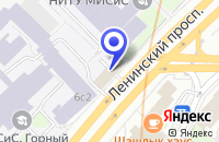 Схема проезда до компании БОГЕМИЯ КОСМЕТИКС / BOHEMIA COSMETICS в Москве