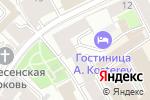 Схема проезда до компании Maskovna Store в Москве