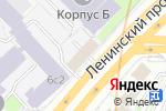 Схема проезда до компании Нотариус Алферова Л.В в Москве