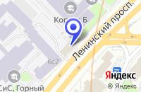 Схема проезда до компании КОНСАЛТИНГОВАЯ ФИРМА ПЕШИНЕ ЕВРАЗИЯ в Москве