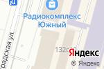 Схема проезда до компании Compremont в Москве