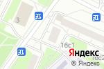 Схема проезда до компании Киндервиль в Москве