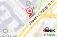 Схема проезда до компании Флави Эстейт в Москве