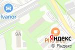 Схема проезда до компании Дюрандаль в Москве