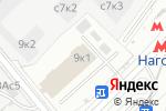 Схема проезда до компании Правовая опека в Москве