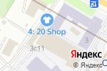 Схема проезда до компании Новотек в Москве