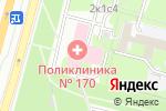 Схема проезда до компании Центр здоровья в Москве