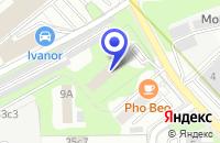 Схема проезда до компании МОСКОВСКИЙ ИНСТИТУТ МАТЕРИАЛОВЕДЕНИЯ И ЭФФЕКТИВНЫХ ТЕХНОЛОГИЙ (ИМЭТ) в Москве