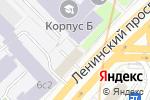 Схема проезда до компании Трумпель и партнеры в Москве