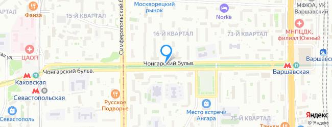 Чонгарский бульвар