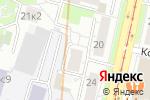 Схема проезда до компании Studio84 в Москве