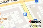 Схема проезда до компании Мемориал в Москве