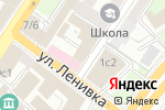 Схема проезда до компании Soft Media Group в Москве