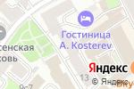 Схема проезда до компании Союз московских композиторов в Москве