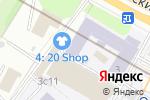 Схема проезда до компании Nichiha в Москве