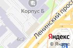 Схема проезда до компании Аррована-Консалтинг в Москве