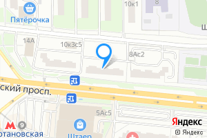 Снять комнату в двухкомнатной квартире в Москве Балаклавский пр-т, 10к3