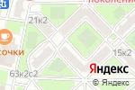 Схема проезда до компании Обыкновенное чудо в Москве