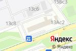 Схема проезда до компании Аксиома Бухучета в Москве