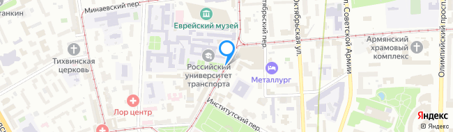 улица Образцова
