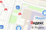 Схема проезда до компании Магазин мяса и рыбы в Москве