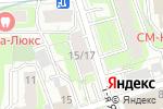 Схема проезда до компании Либерально-демократическая партия России в Москве