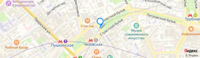Нарышкинский проезд