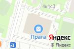 Схема проезда до компании Спецспорт в Москве