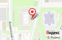Схема проезда до компании Концепттрейд в Москве