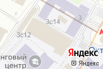 Схема проезда до компании ЮРИДИЧЕСКАЯ КОМПАНИЯ ПРИОРИТЕТ в Москве