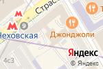 Схема проезда до компании Лаборатория эстетической косметологии волос и кожи головы в Москве