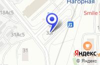 Схема проезда до компании МЕБЕЛЬНЫЙ САЛОН ГАЛАКТИКА-П в Москве