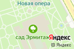 Схема проезда до компании КАРО в Москве