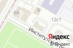Схема проезда до компании Новард в Москве