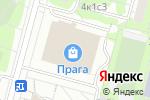 Схема проезда до компании Планета снов в Москве