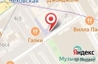Схема проезда до компании Государственный Институт Искусствознания в Москве