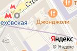 Схема проезда до компании Вправе в Москве