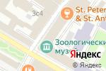 Схема проезда до компании Московский государственный университет им. М.В. Ломоносова в Москве