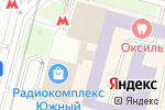 Схема проезда до компании ЭМИСТ в Москве