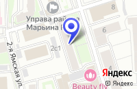 Схема проезда до компании ПРОИЗВОДСТВЕННО-КОММЕРЧЕСКОЕ ПРЕДПРИЯТИЕ ВЕВЕРИЦА в Москве