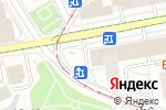 Схема проезда до компании Экзотика в Москве
