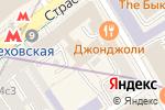 Схема проезда до компании Библиотека им. А.П. Чехова в Москве