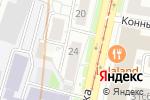Схема проезда до компании МосЦветок в Москве