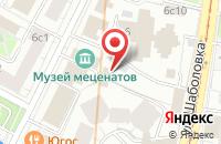 Схема проезда до компании Вип Интервью в Москве