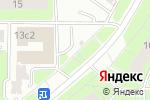 Схема проезда до компании Смешные цены в Москве
