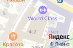 Схема проезда до компании Глобал Импорт в Москве