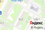 Схема проезда до компании Магазин белорусских продуктов в Москве