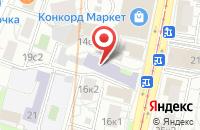 Схема проезда до компании Элронд С в Москве