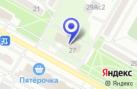 Схема проезда до компании ПТФ ПАРАВАН в Москве