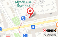 Схема проезда до компании Филдинг в Москве